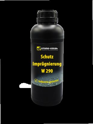 Schutzimprägnierung W 290   Wasserschutz,  farbton transparent
