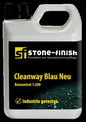 Cleanway Blau Neu  Konzentrat 1:200